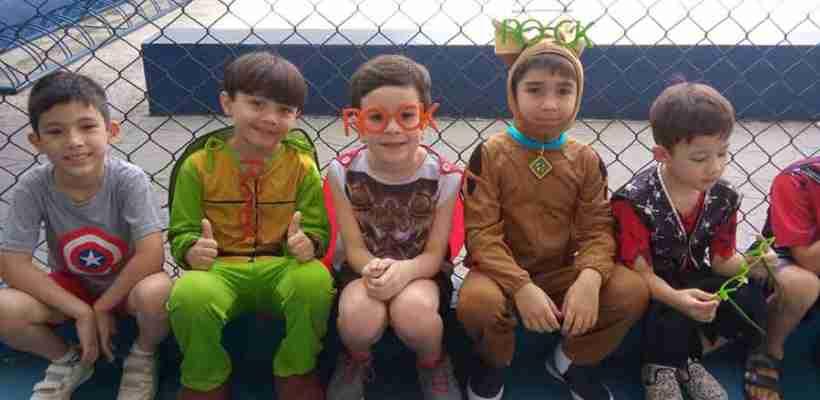 Dia Das Crianças Balada A Fantasia Portal Objetivo Caçapava