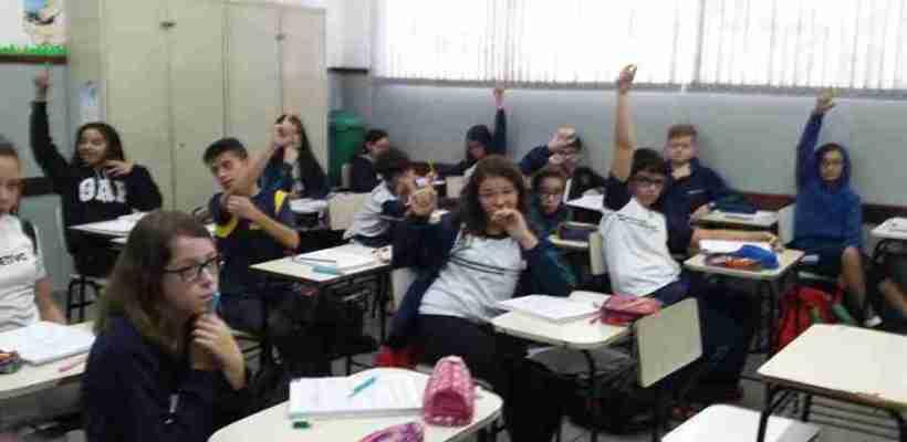 Aula de Geografia – 7º ano B – Profª Flávia Rodrigues