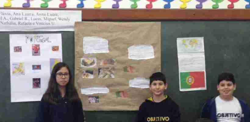 Aulas de Português – 6º anos A e B – Profª Adriana