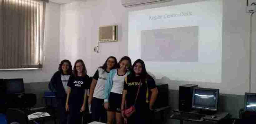 Aulas de Geografia – Profª. Flávia – 7º ano B