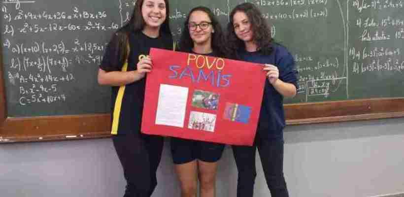 Aula de Geografia – Profª. Flávia – 8 ano