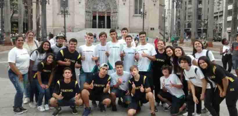 Show de Física na USP e Centro Histórico de São Paulo – Ensino Médio