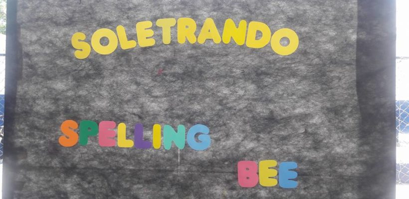 "Soletrando ""Spelling Bee"" – Fundamental 1 e 2"